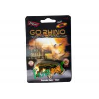 GoRHINO Herbal Male Enhancement CapsulesFor Preventing Erectile Dysfunction Manufactures