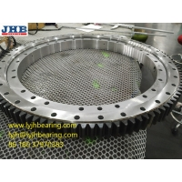 China VSA250755 N Slewing Bearing Factory 898x655x80mm For Cargo Floating Crane on sale