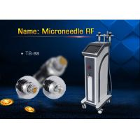 Micro Needles Fractional RF Beauty Machine for Stretch Mark Removal Manufactures