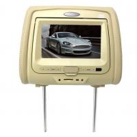 China 7 Inch Headrest DVD Player With USB/SD/GAME/IR/FM Transmitter on sale