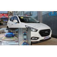 Wide Angle DVR Car Parking Cameras System Video Recorder Ir Function For Hyundai Ix35 Manufactures