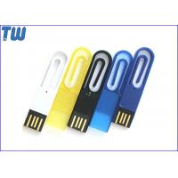 China Promotional Gift Stylish Paper Clip 16GB USB Memory Stick Pendrives on sale