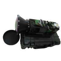 520mm / 150mm / 50mm Triple Fov Thermal Security Camera , Thermal Imaging Device Manufactures