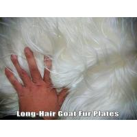 Long-Hair Goat Fur Plates Manufactures