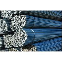 China Engineer Construction concrete reinforced Deformed Steel Bar rods , GB1499-98 BS4449 Standard on sale
