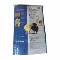 China Professional BOPP Laminated PP Woven Bags / Agricultural Bags SGS Approved on sale