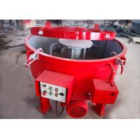 Refractory Pan Mixer Machine MT800 Type High Efficiency Convenient Operation Manufactures