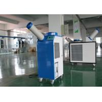 Outdoor Industrial Portable Cooling Units 3500w Energy Saving Easy To Clean Manufactures