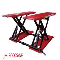 110V 220V Vehicle Scissor Lift With Optional Color Air Supply 6-8 Bar Stable Manufactures