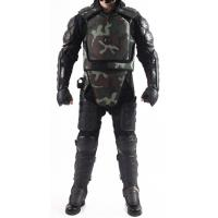 Camouflage riot control gear  of Police Protective Fullbody Soft  Anti Riot Suit Manufactures