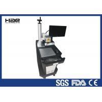 Quality Jewelry Laser Engraving Machine , High Anti Falsification Rotary Desktop Laser Marker for sale