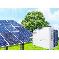 China Meeting MDK150D Energy Saving Air Source Heat Pump Combined With Solar Photovoltaic Panel on sale