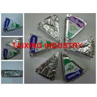 China lacquer aluminium foil for cheese packing on sale