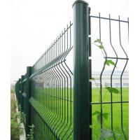 China PVC coated welded wire mesh fence (Manufactuer AND Exporter) cheap Galvanized Chain link wire mesh fence on sale