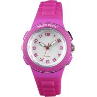 Colorful Kids analog watches EL light Y121E movement round children plastic watches Manufactures