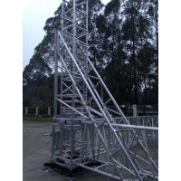 Quality Big Event Aluminum Alloy Folding Truss System , Trade Show Booth Truss 1000mm X for sale