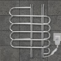 CUSTOMIZED   80w Stainless Steel Wall Mounted Electric Heated  Towel rail For washroom Manufactures