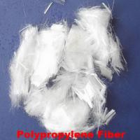 Polypropylene Concrete Strengthening Fibers High Tenacity Monofilament Type Manufactures