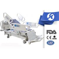 Advanced Electric Hospital Bed , Patient ICU Hospital Bed Furniture Equipment Manufactures