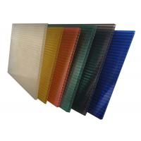 Anti-fogging PC Sheet  Two Layer Polycarbonate Sheet Panel Building Material Manufactures