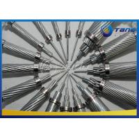 China Overhead Transmission Line ACSR Aluminum Conductor No Insulation High Performance on sale