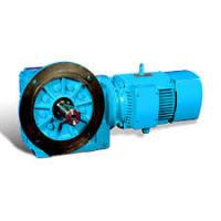 High Speed Reduction Helical Worm Gear Motor Gearbox With Hollow Shaft Manufactures