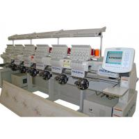 China 6 Heads Cap Embroidery Machine  on sale