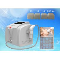 Microcomputer 2MHz RF Beauty Machine , Fractional Thermage Beauty Equipment Manufactures