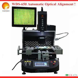 New design 110V/220V VS zm 6200 WDS-650 auto bga solder ball welding machine, bga soldering station Manufactures