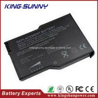 High quality Battery for Compaq E500 V300 V500 14.4V 4400MAH Manufactures
