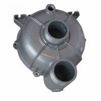 Sandblasting Customized Aluminium Die Casting Parts For Water Pump House Body Manufactures