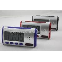 Spy Alarm Clock Camera For Home Security Manufactures
