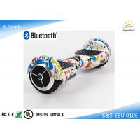 CE RoHS FCC approved graffiti two wheels self balancing electric scooter Manufactures