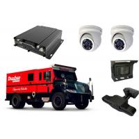 1080P HD Mobile DVR With GPS Tracking , Mobile Digital Video Recorder Manufactures