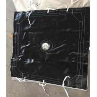 Filter Glass Fiber Woven Air Filter Cloth / Black Filter Fabric With Ptfe Membrane