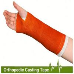 Free samples orthopedic  fiberglass material casting tape polymer medical bandage Manufactures