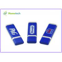 Usb 2.0 Flash Drive With Custom Print / Plastic Usb Security Disk Manufactures