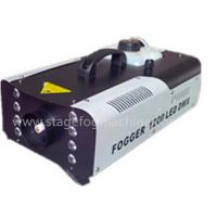 High Brightness 8*3W 3in1 RGB LEDS Stage Fogging Machine 1200w X-023 Manufactures