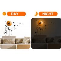 Wall sticker with 3D led light wall lamp Manufactures