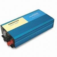 Pure Sine Wave Power/Car Inverter, 1,000W Power, LED Indicate Output Power