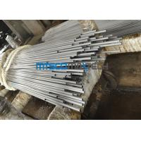 SAF2507 / 1.4410 Duplex Steel Tube 1 / 2 Inch 12SWG For Pipelines Manufactures