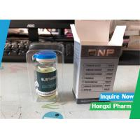 Injectable Liquid Anabolic Steroids / NPP Liquid Nandrolone Phenylpropionate Manufactures