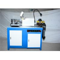 Buy cheap Hydraulic CNC Copper Punching Machine / Electrical Panel Busbar Puncher from wholesalers