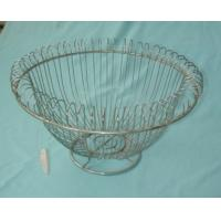 fruit basket for wire metal Manufactures