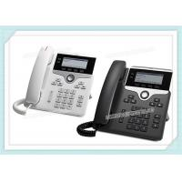 White And Black Colors CP-7821-K9 Cisco IP Phone 7821 With Several Language Support Manufactures