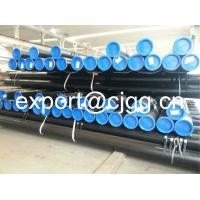 ASTM A333 Gr.6 Low Temp Carbon Steel Pipe , Cold Rolled Hollow Steel Tube Manufactures