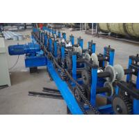 2018 new type C Purlin Roll Forming Machine PLC Control Automatic made in china Manufactures