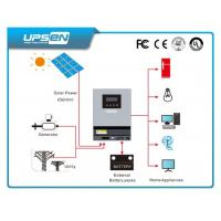 208/220/230/240 VAC off grid single phase solar power inverter with PWM solar charge contr Manufactures