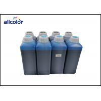 One Liter Dye Sublimation Ink High Resolution For Epson / Roland DX5 DX6 DX7 Manufactures