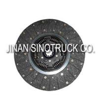 SINOTRUCK HOWO:HOWO PARTS:HOWO CLUTCH PARTS:HOWO CLUTCH DISC Manufactures